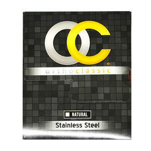 Stainless Steel (1pkg/10ea)